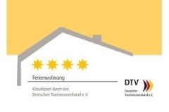 Klassifizierung von Ferienwohnungen nach den Richtlinien des DTV ©DTV