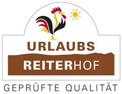 Qualitätsgeprüfter UrlaubsReiterhof ©Bundesarbeitsgemeinschaft für Urlaub auf dem Bauernhof und Landtourismus in Deutschland e.V.